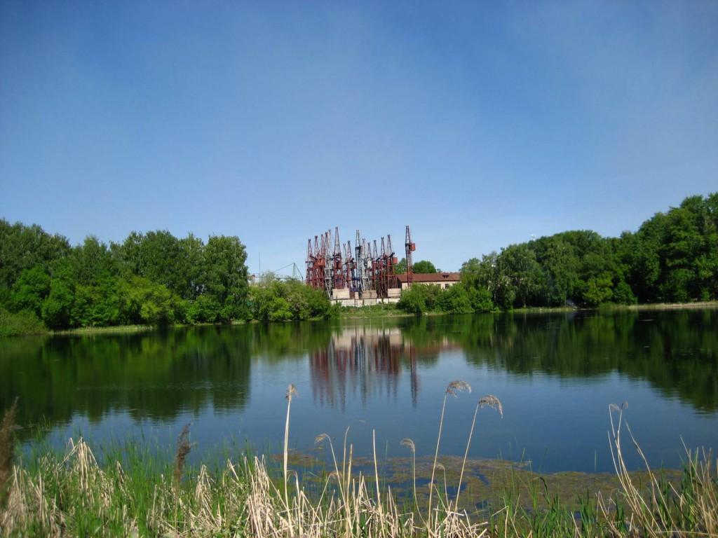 озеро Волчек