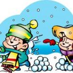 «Зимние забавы» в парке культуры и отдыха «Первомайский»