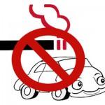 Курение в автомобиле могут ограничить