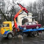 В России хотят запретить эвакуировать машины мешающие проезду