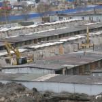 Гаражи подлежащие сносу в Кировском районе Уфы