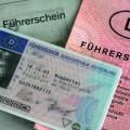 водительские права в Евросоюзе