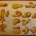 Печенье в виде птиц