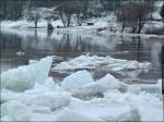 Уровень воды в реках Белая, Уфа и Ай продолжает расти