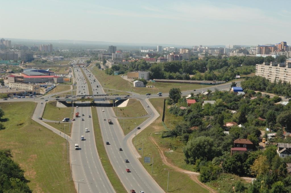 Проспект Салавата Юлаева