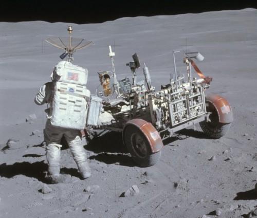 Boeing Lunar Rover 2