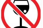 Споры об антиалкогольном законе продолжаются