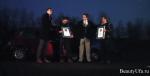 Мировой рекорд по параллельной парковке был снова побит