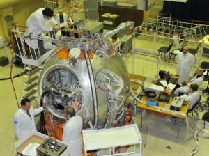 космический аппарат «Бион-М»