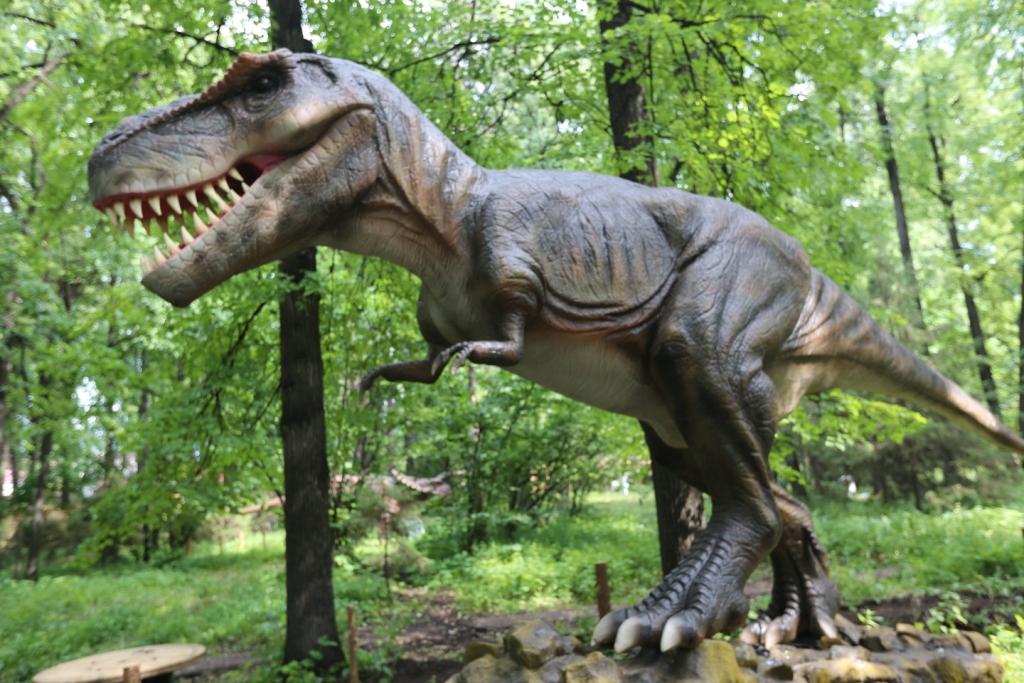 Парка динозавров