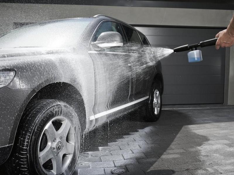 Как отмыть различные пятна на кузове с помощью автошампуня для ручной мойки и не только