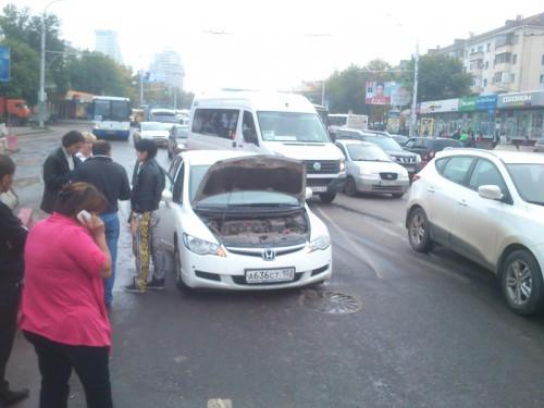 Автокапканы на дорогах Уфы