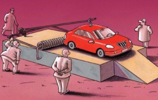 Обман в автосалонах
