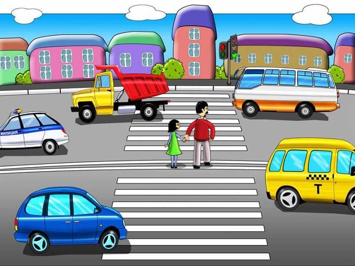 ПДД ради пешеходов