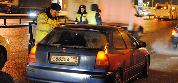 МВД разработает порядок заимствования автомобилей у граждан