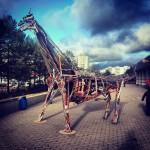 Железный конь появился в Уфе