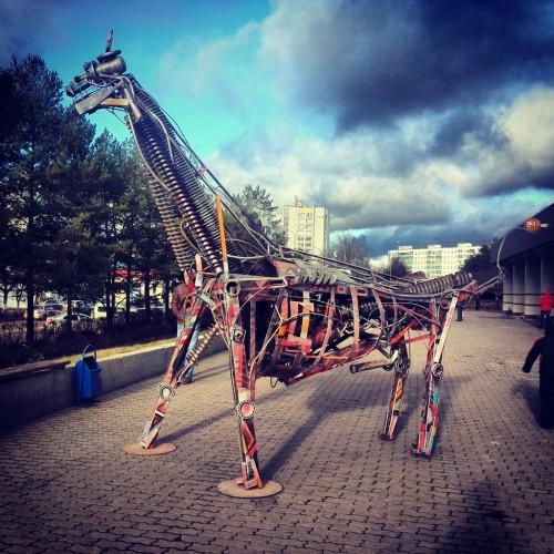железный конь