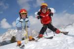 Зимние развлечения Уфы: хоккейные коробки, катки, лыжные трассы