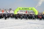 Из — за морозов «Рождественская гонка» в парке «Кашкадан» переносится на 9 января