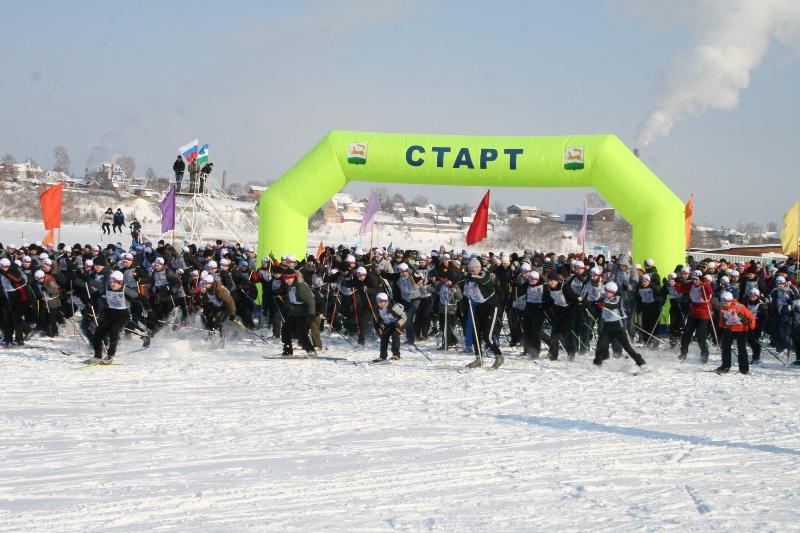 Кашкаданская лыжня - 2013