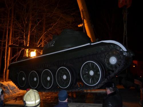 Танк Т55
