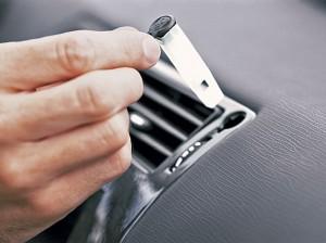 запаха в автомобиле