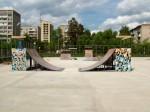 В День города откроется скейт-парк