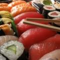 Чемпионат по поеданию суши