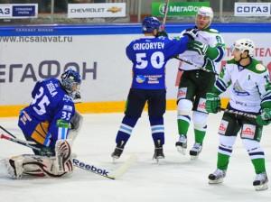 Салават Юлаев - Барыс