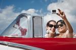 «Селфи» за рулем — новая опасность для водителей