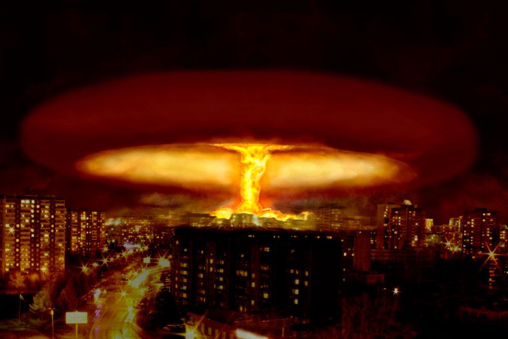 Ядерный удар Уфа