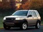Подержанное авто: плюсы и минусы покупки. Land Rover Freelander (1997-2006 г.в.)