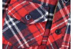 Фланелевая рубашка: актуальные модели