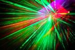 Лазерное шоу и фейерверк в Уфе