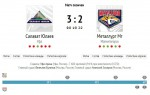 Обзор хоккейного матча регулярного сезона КХЛ 2014-2015 года. «Салават Юлаев» (Уфа) – «Металлург» (Магнитогорск) 3:2