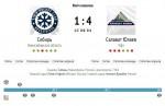 Обзор хоккейного матча регулярного сезона КХЛ 2014-2015 года. «Сибирь» (Новосибирск) – «Салават Юлаев» (Уфа) 1:4