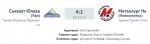 Обзор хоккейного матча регулярного сезона КХЛ 2014-2015 года. «Салават Юлаев» (Уфа) – «Металлург» (Новокузнецк) 4:1