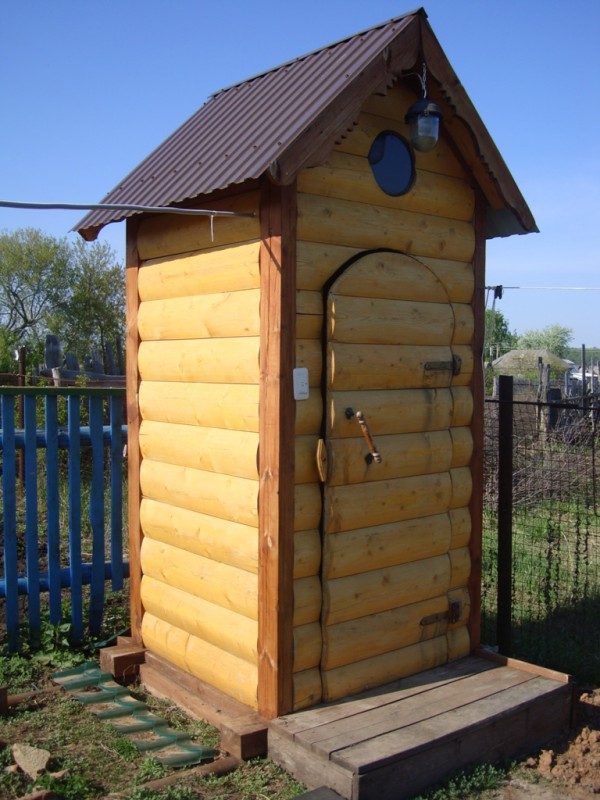 Туалет для дачи своими руками фото 52