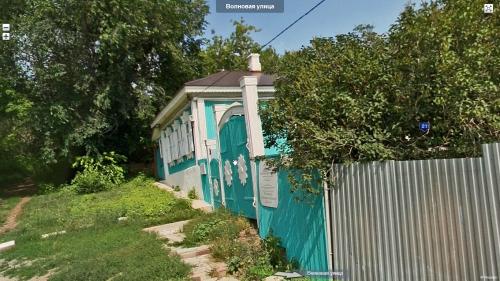 Дом Александра Тюлькина