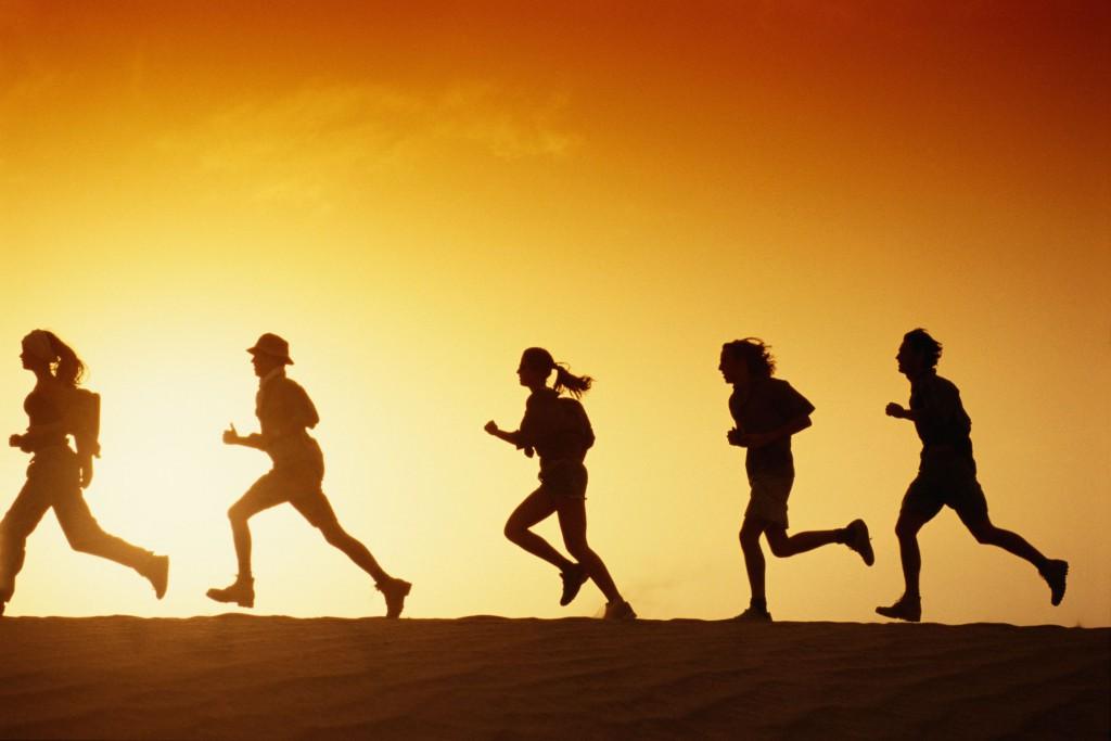 LOVERUN - легкоатлетический забег