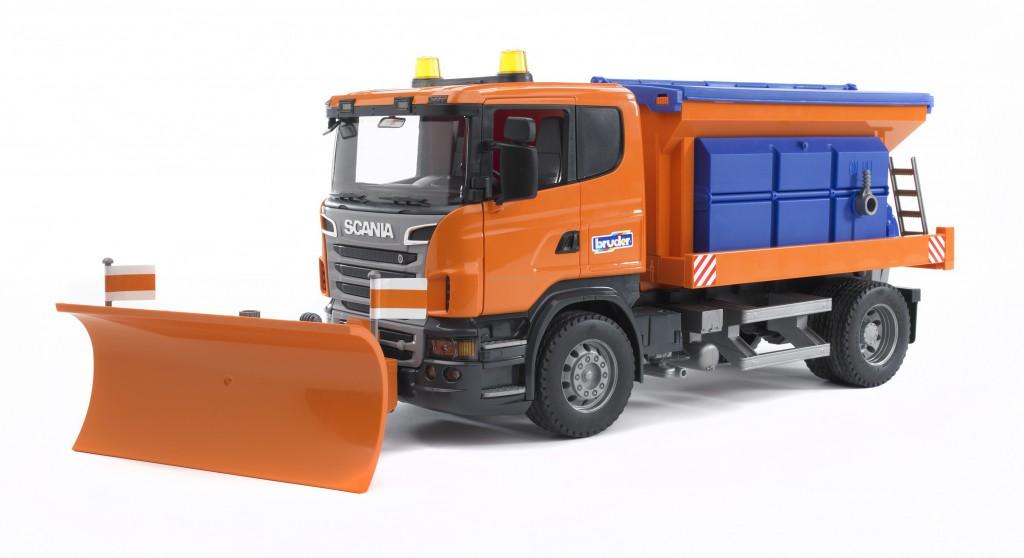 Машина Scania