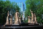 1 мая в Кировском районе Уфы запустят фонтаны