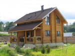 Проекты одноэтажных домов с мансардой и особенности их проектирования от alpha-hp.ru