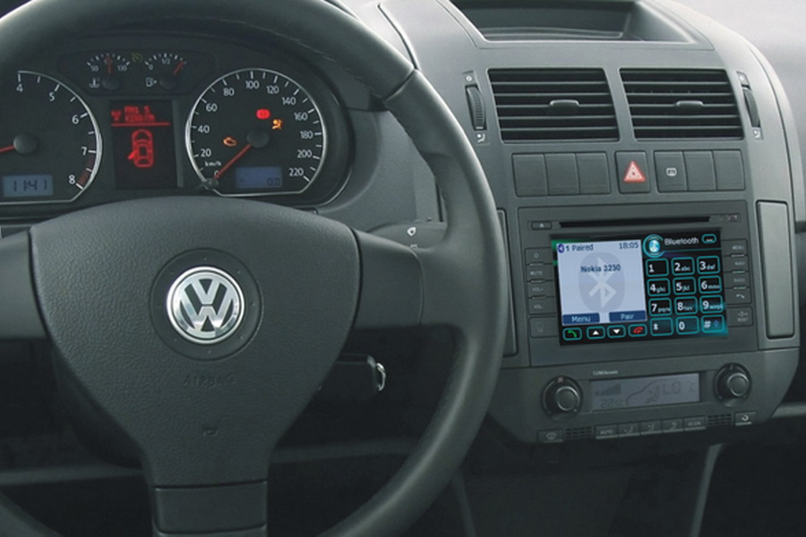 магнитола для VW