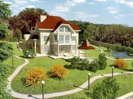 строительства загородного дома