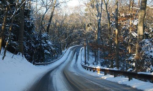 Вождение в неблагоприятных погодных условиях