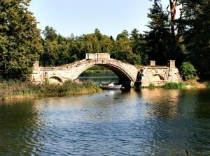 горбатый мост гатчина