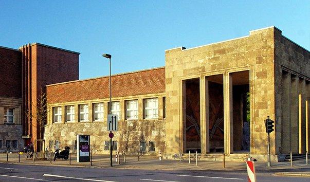 Выставочный центр НРВ-Форум