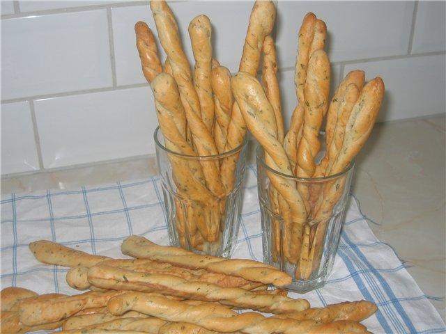Закусочные палочки