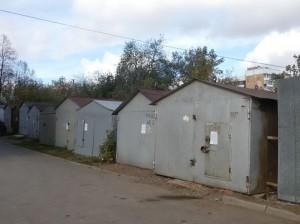 гаражей в Кировском районе